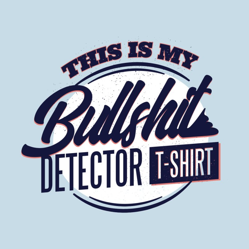 BS Detector Men's T-Shirt by Toxic Onion