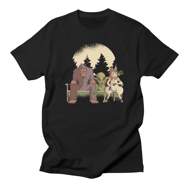 Mythological Park Men's T-Shirt by Toxic Onion
