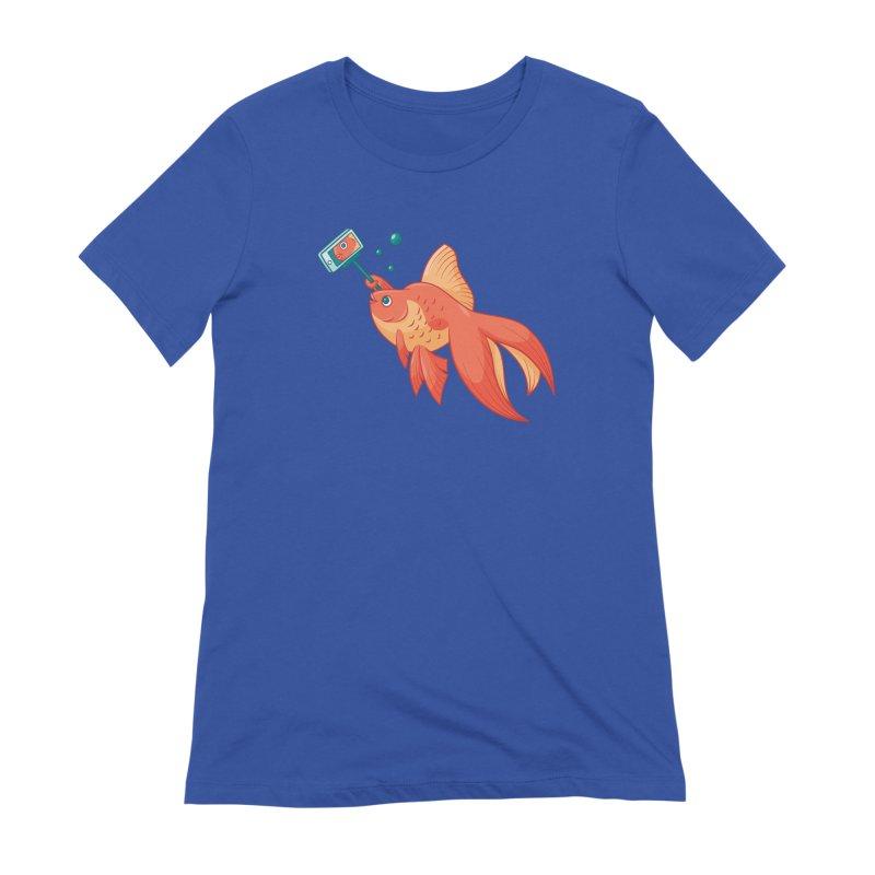 Selfish Women's T-Shirt by Toxic Onion