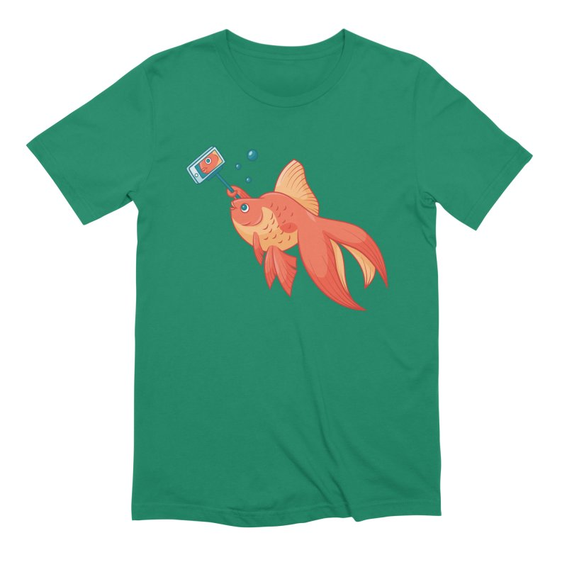 Selfish Men's Extra Soft T-Shirt by Toxic Onion