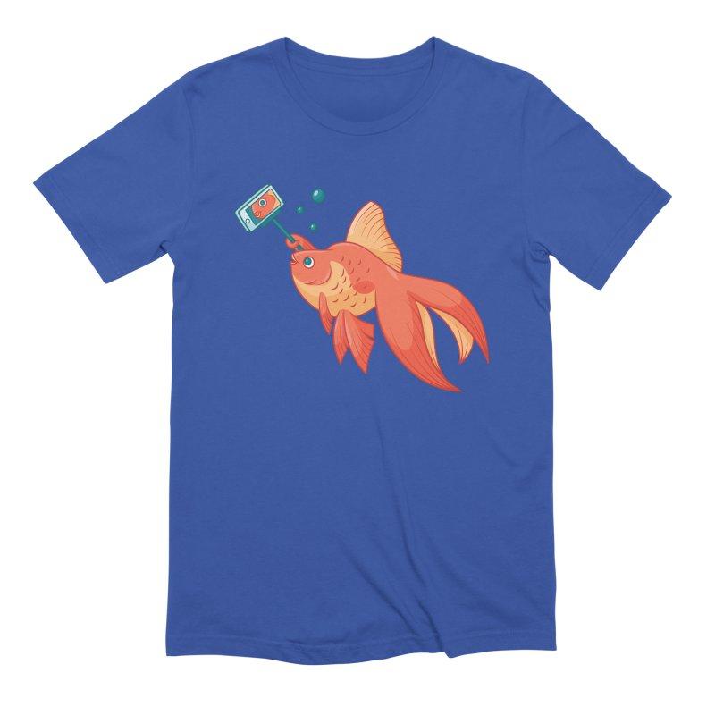 Selfish Men's T-Shirt by Toxic Onion