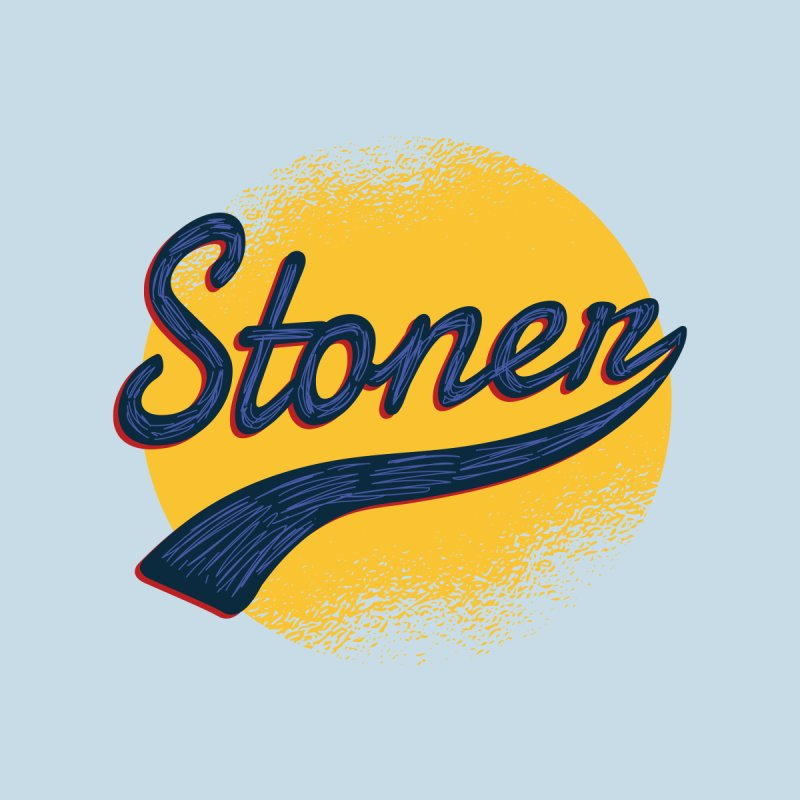 Stoner Men's T-Shirt by Toxic Onion