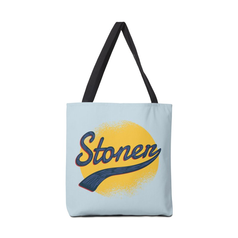 Stoner Accessories Tote Bag Bag by Toxic Onion