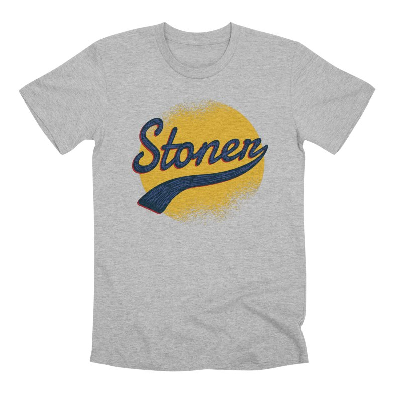 Stoner Men's T-Shirt by Toxic Onion