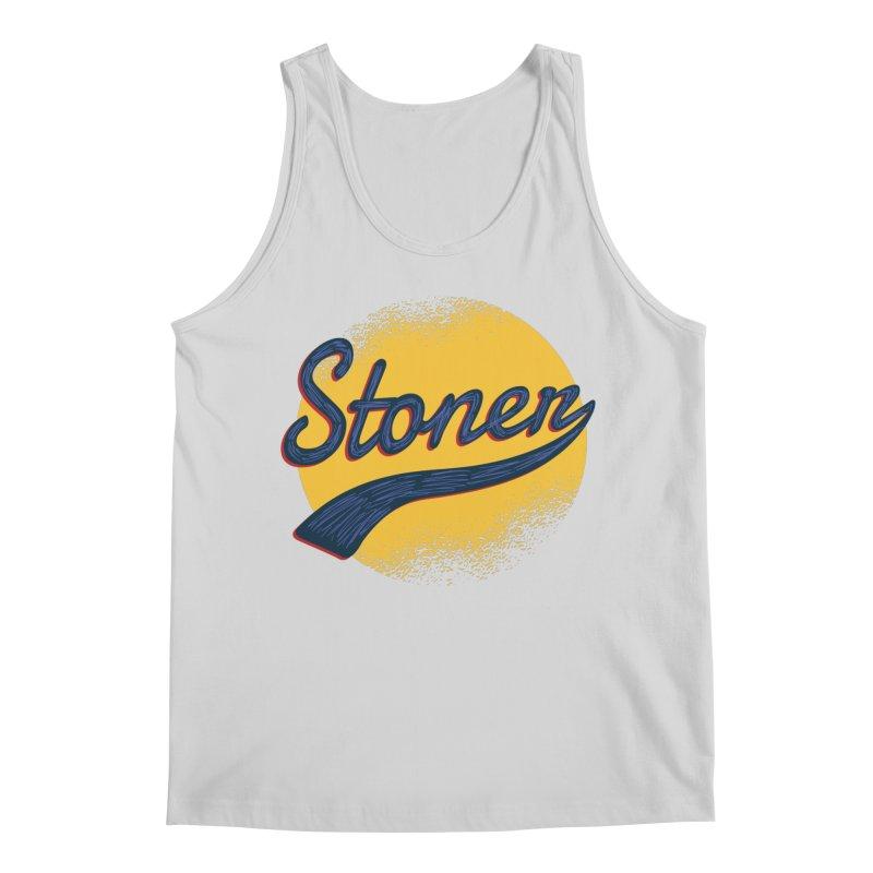 Stoner Men's Tank by Toxic Onion