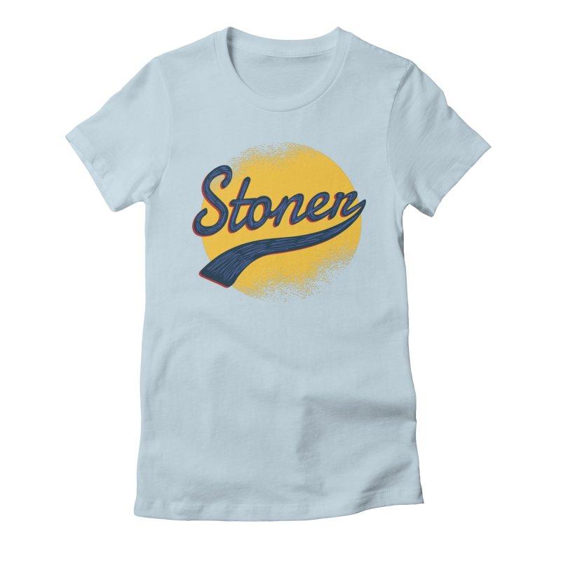 Stoner Women's T-Shirt by Toxic Onion