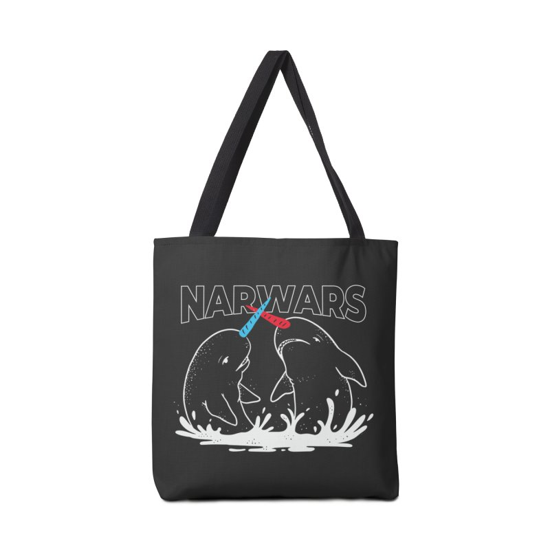 NarWars Accessories Tote Bag Bag by Toxic Onion