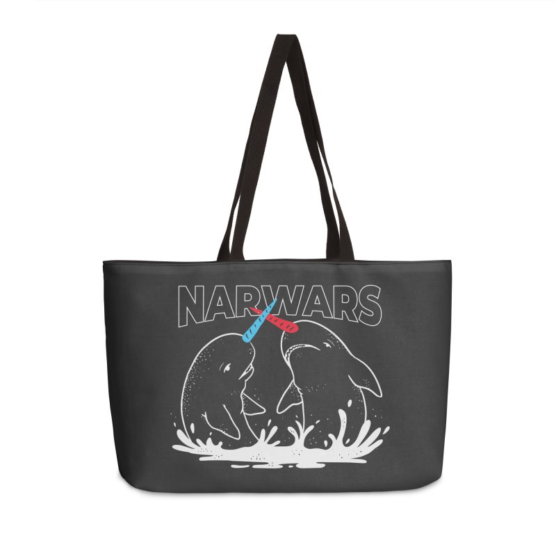 NarWars Accessories Weekender Bag Bag by Toxic Onion