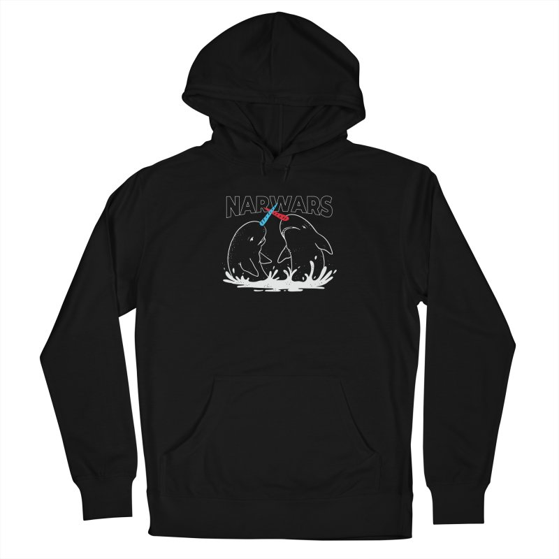 NarWars Men's Pullover Hoody by Toxic Onion - A Popular Ventures Company