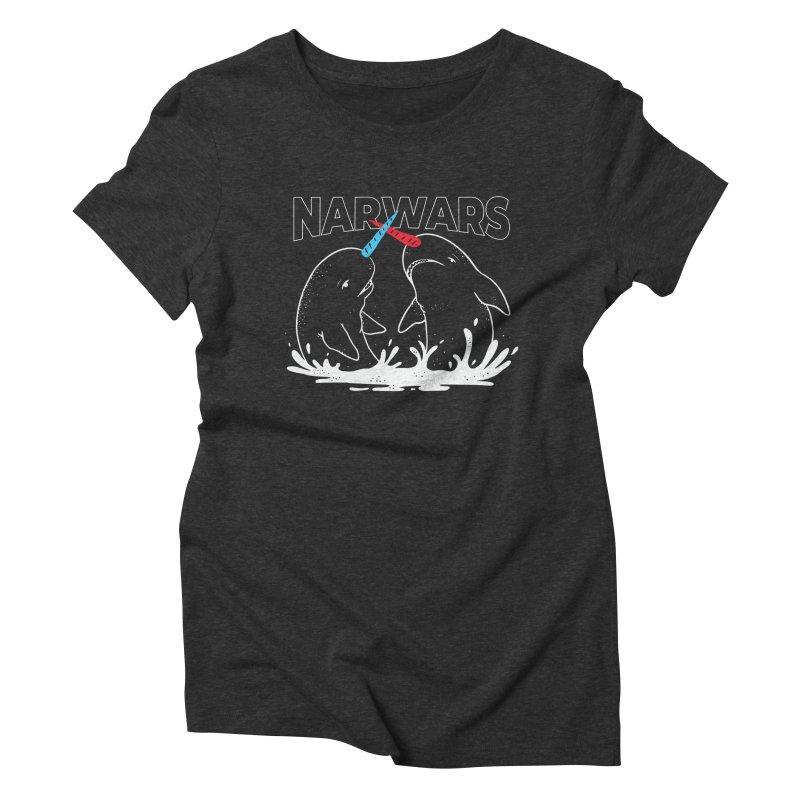 NarWars Women's Triblend T-Shirt by Toxic Onion