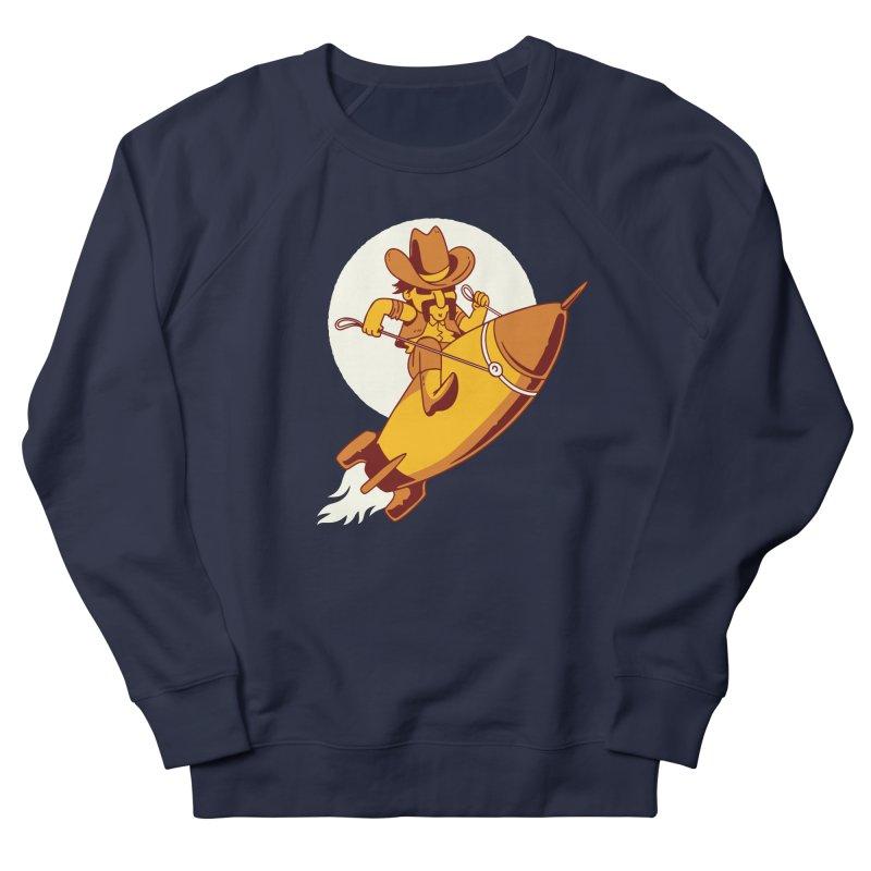 Space Cowboy Women's Sweatshirt by Toxic Onion