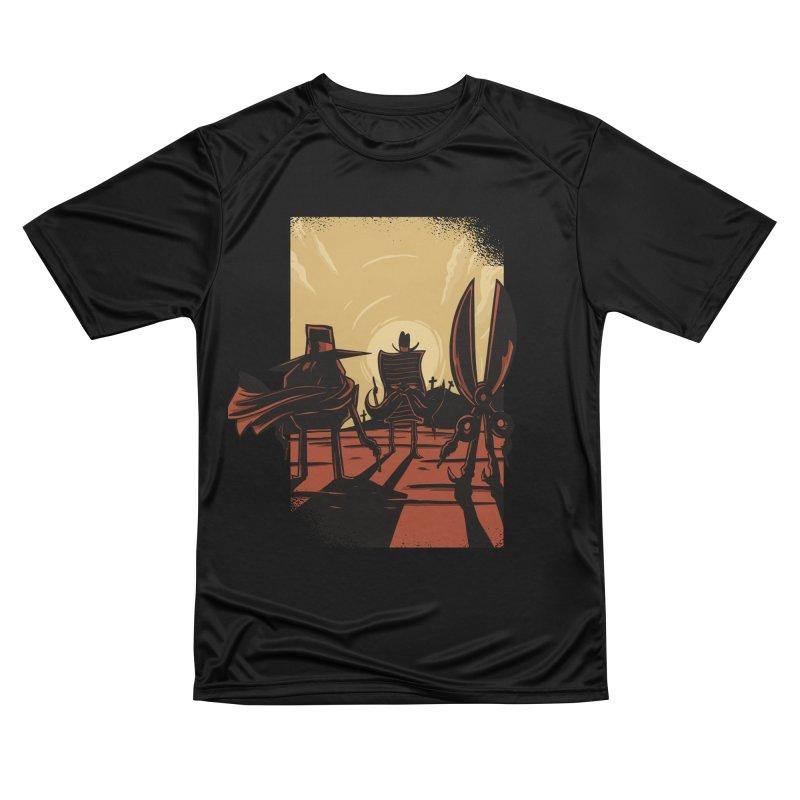 Rock Paper Scissors Men's Performance T-Shirt by Toxic Onion