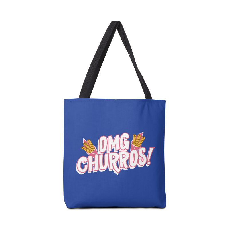 OMG Churros Accessories Tote Bag Bag by Toxic Onion