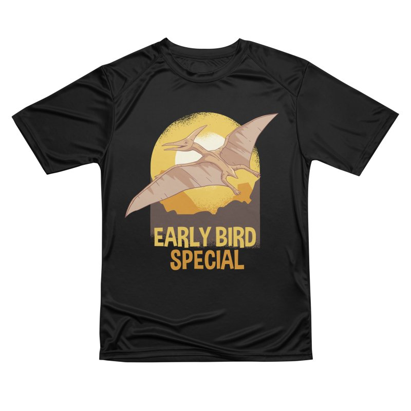 Early Bird Special Women's T-Shirt by Toxic Onion