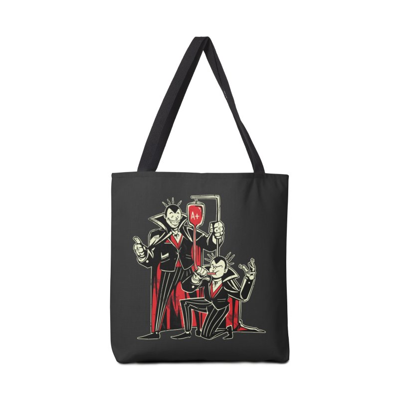 Vampire Blood Bong Accessories Tote Bag Bag by Toxic Onion
