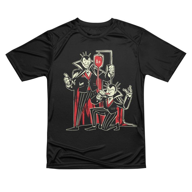 Vampire Blood Bong Women's T-Shirt by Toxic Onion