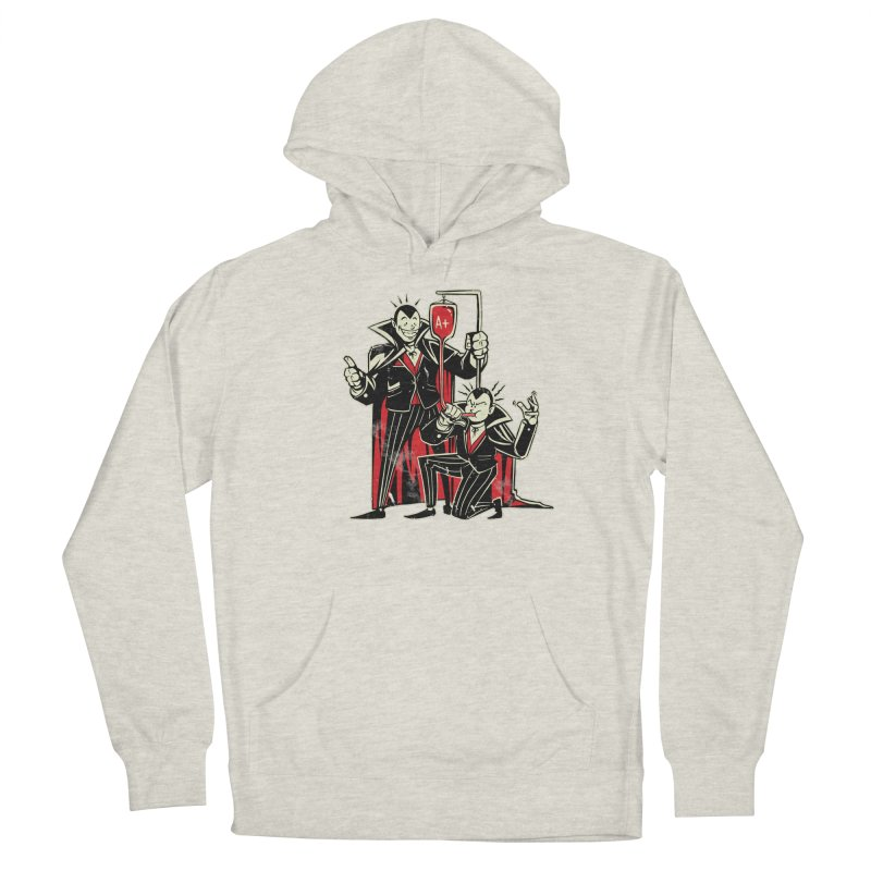 Vampire Blood Bong Men's Pullover Hoody by Toxic Onion