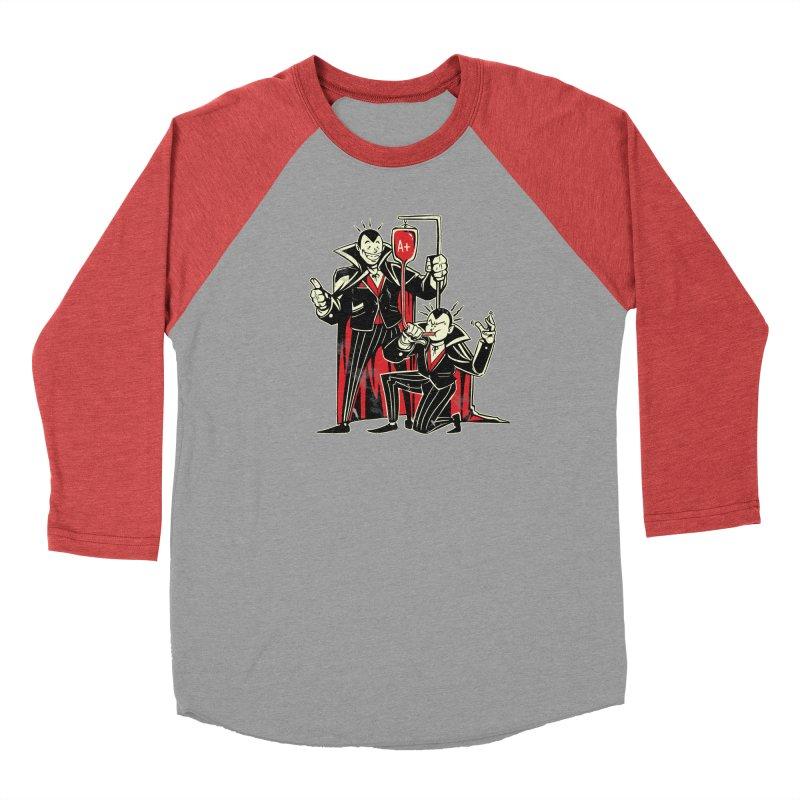 Vampire Blood Bong Men's Longsleeve T-Shirt by Toxic Onion
