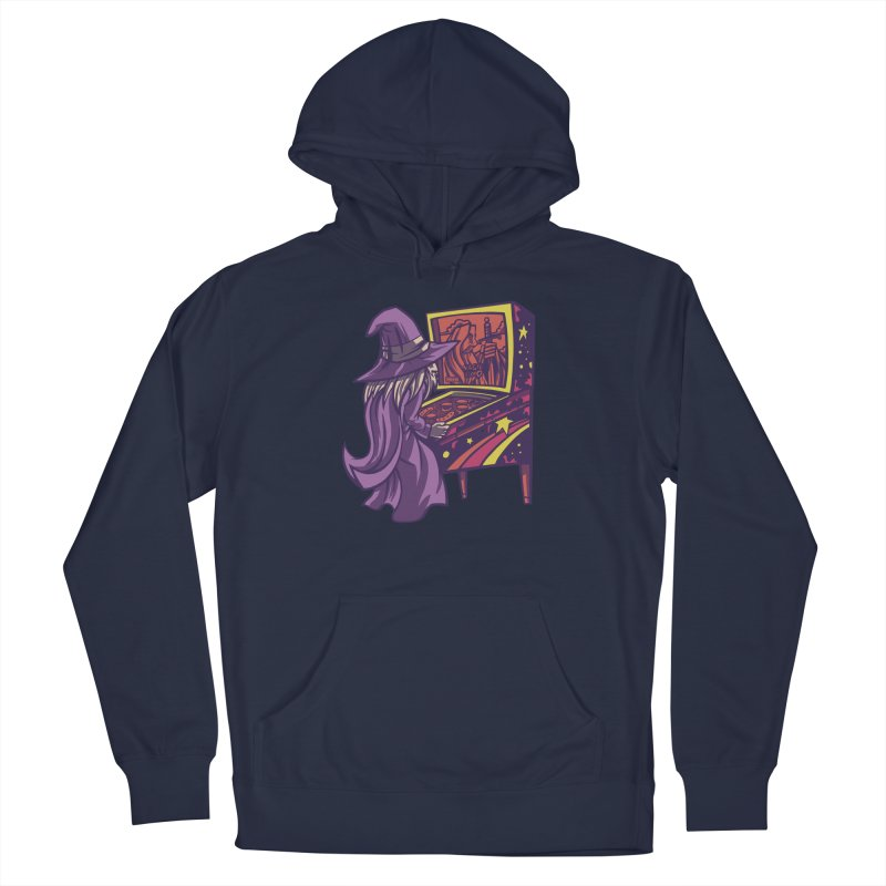 Pinball Wizard Men's Pullover Hoody by Toxic Onion