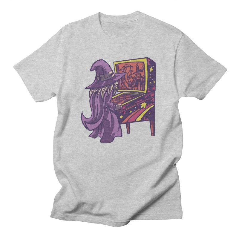 Pinball Wizard Men's T-Shirt by Toxic Onion