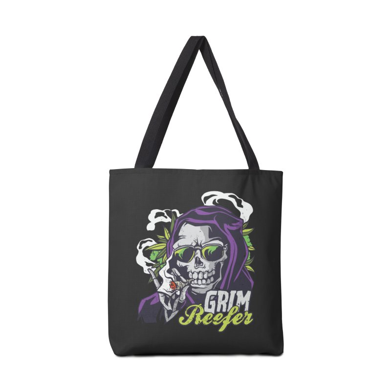 Grim Reefer Accessories Bag by Toxic Onion