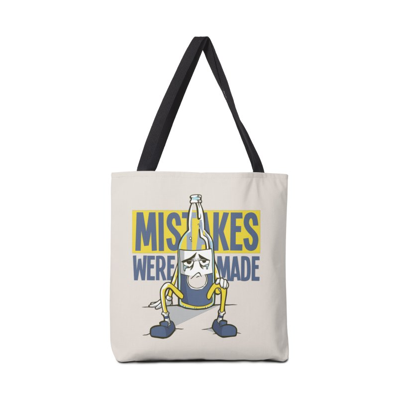 Mistakes Were Made Accessories Bag by Toxic Onion