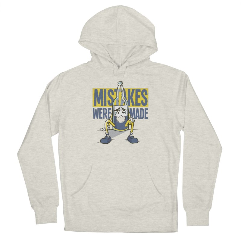 Mistakes Were Made Men's Pullover Hoody by Toxic Onion