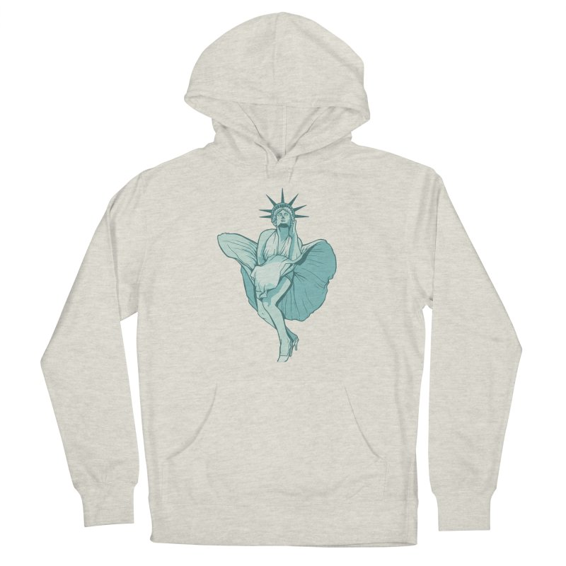 Liberty Monroe Men's Pullover Hoody by Toxic Onion