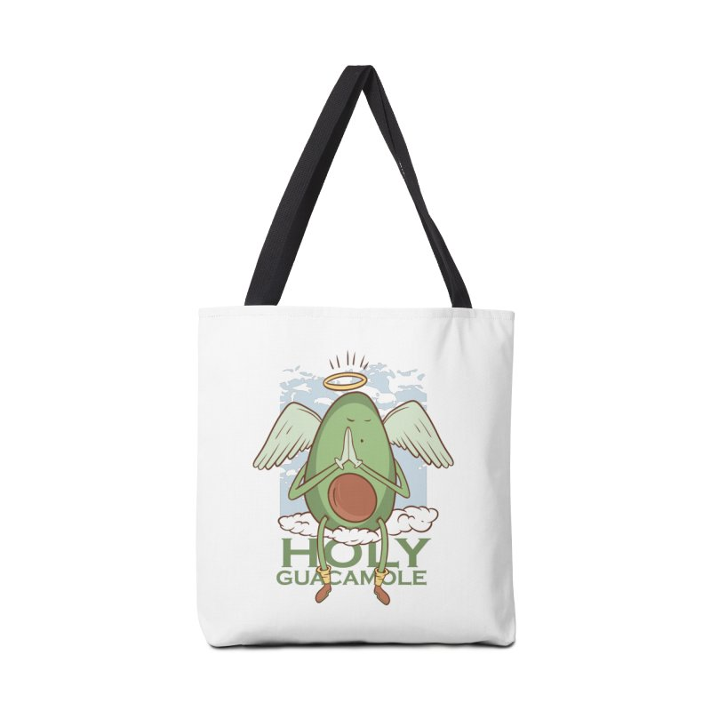Holy Guacamole Accessories Bag by Toxic Onion