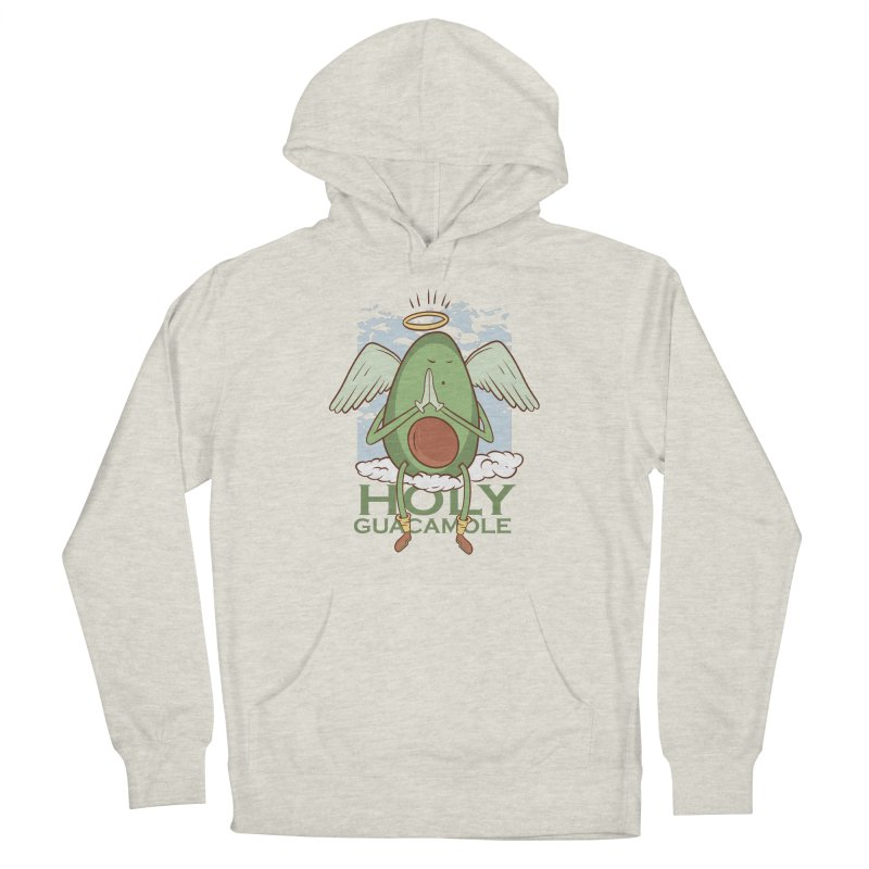 Holy Guacamole Men's Pullover Hoody by Toxic Onion
