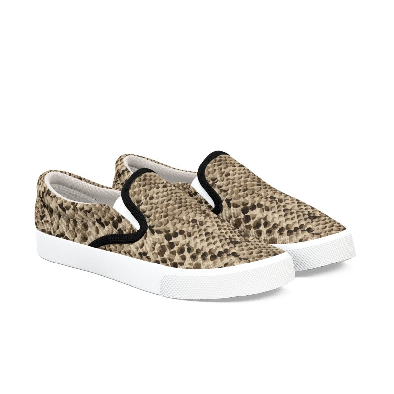 Snake Skin Men's Shoes by Toxic Onion