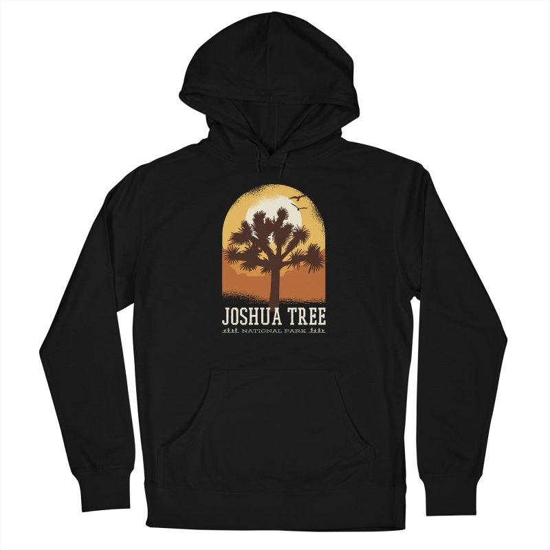 Joshua Tree National Park Men's Pullover Hoody by Toxic Onion