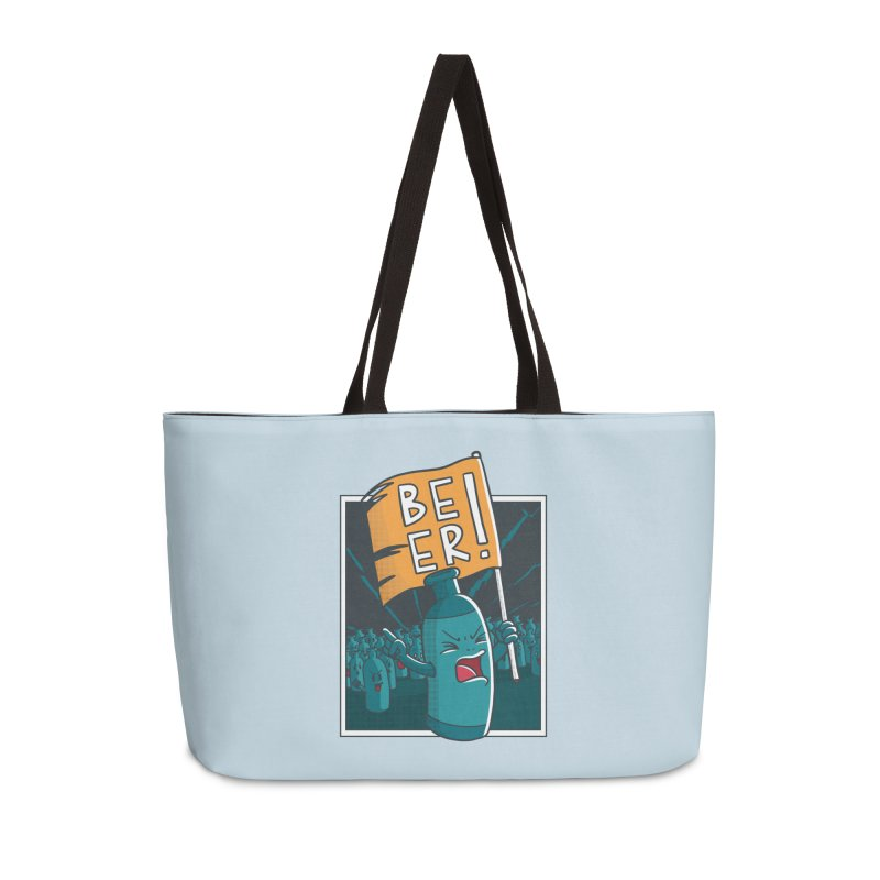 Beer Revolt Accessories Bag by Toxic Onion