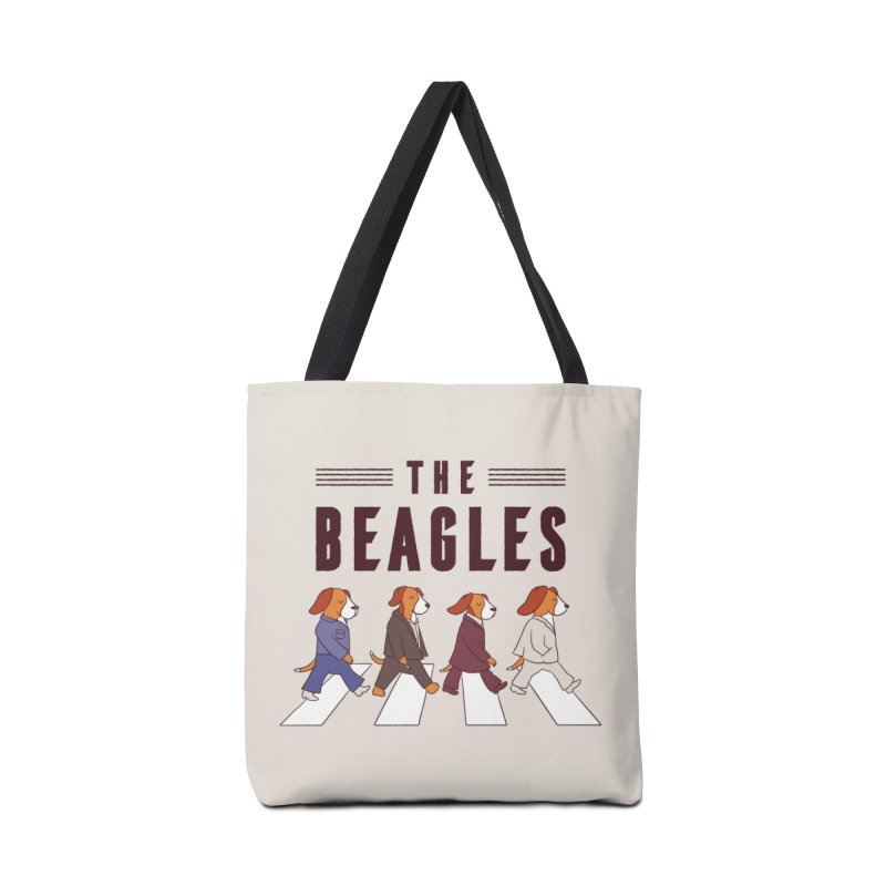 The Beagles Accessories Bag by Toxic Onion