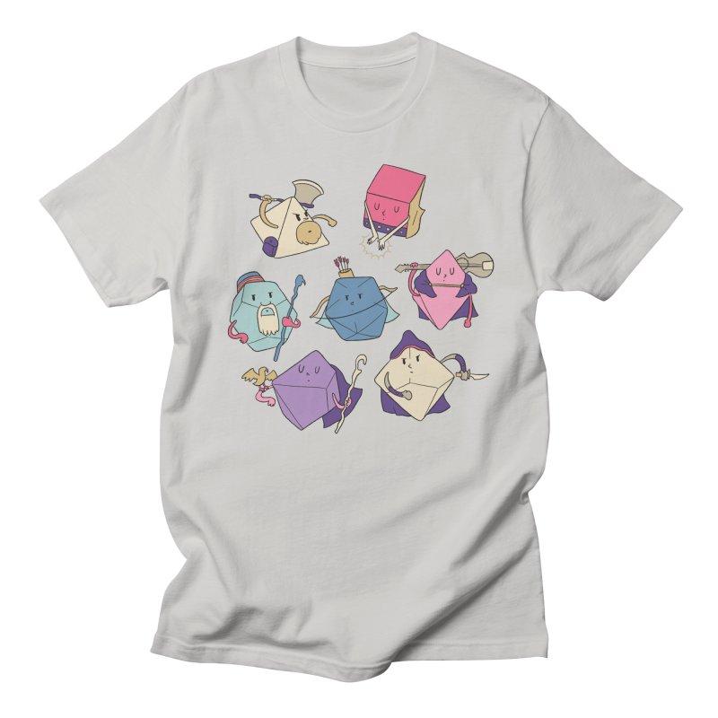 Roll Play Men's T-Shirt by Toxic Onion
