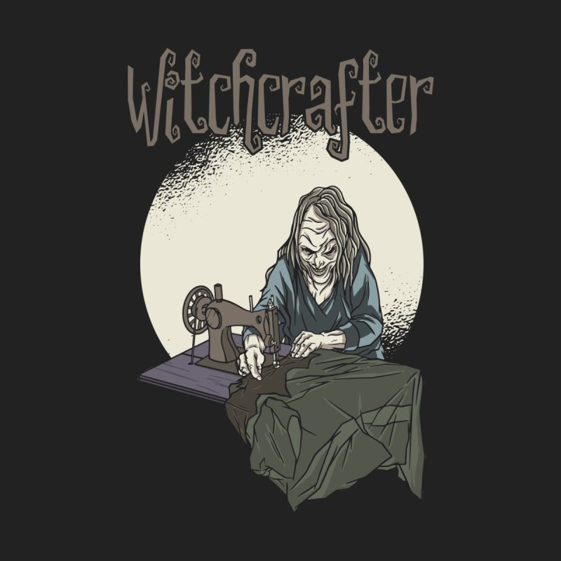 Witchcrafter Men's T-Shirt by Toxic Onion