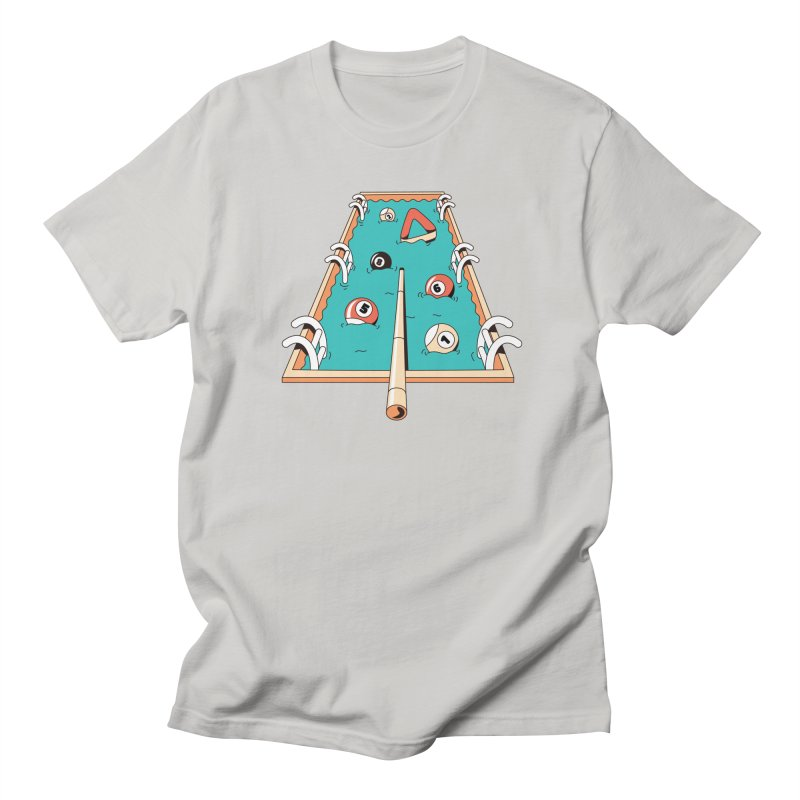 Pool Games Men's T-Shirt by Toxic Onion