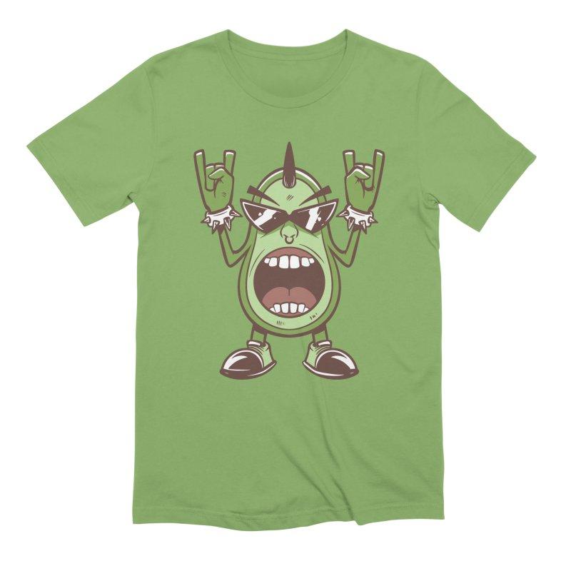 Guac On Men's T-Shirt by Toxic Onion