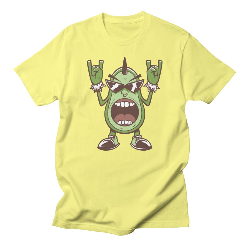 Guac On Men's T-Shirt by Toxic Onion