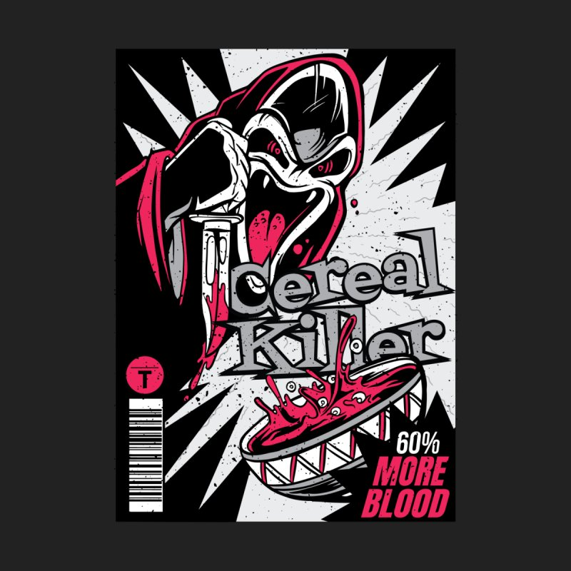 Cereal Killer Men's T-Shirt by Toxic Onion