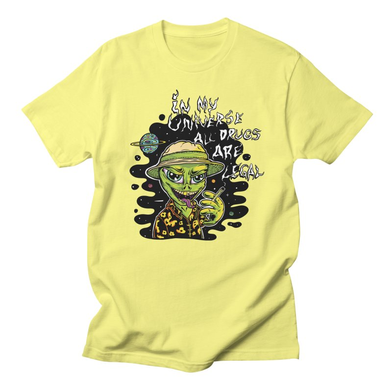 In My Universe Men's T-Shirt by Toxic Onion