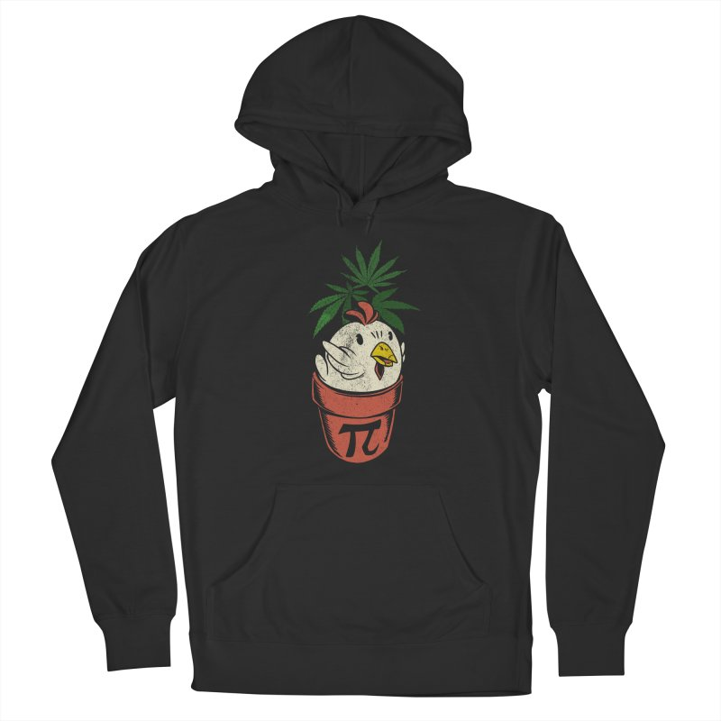 Chicken Pot Pi Women's Pullover Hoody by Toxic Onion - A Popular Ventures Company