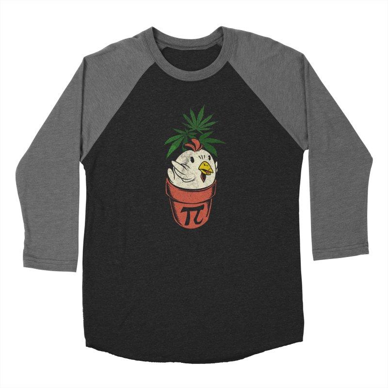 Chicken Pot Pi Women's Longsleeve T-Shirt by Toxic Onion - A Popular Ventures Company