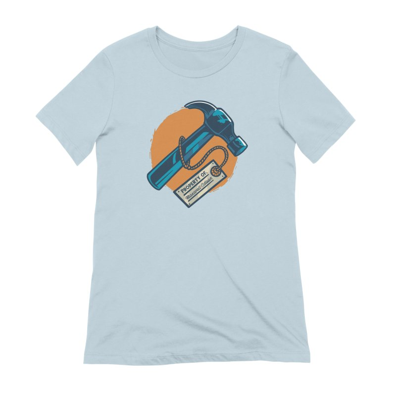 Maxwell's Hammer Women's T-Shirt by Toxic Onion - A Popular Ventures Company
