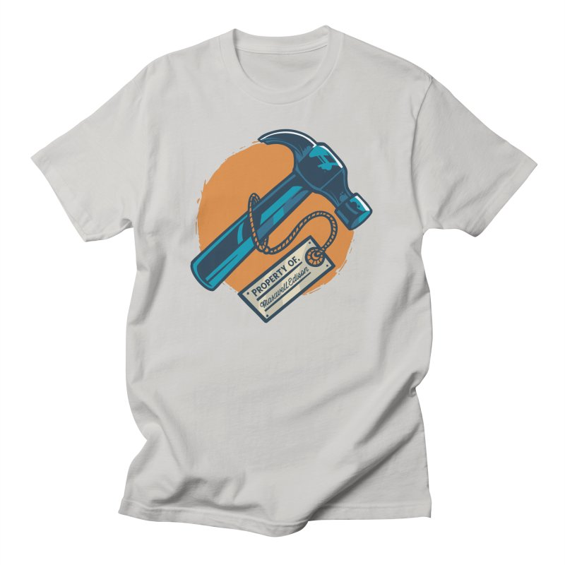 Maxwell's Hammer Men's T-Shirt by Toxic Onion - A Popular Ventures Company
