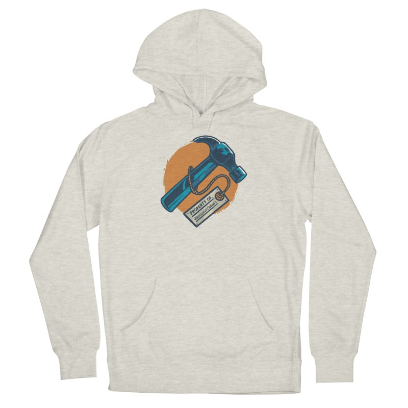 Maxwell's Hammer Men's Pullover Hoody by Toxic Onion - A Popular Ventures Company