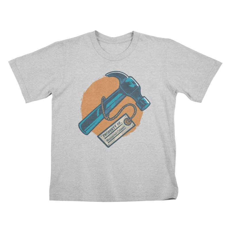 Maxwell's Hammer Kids T-Shirt by Toxic Onion - A Popular Ventures Company