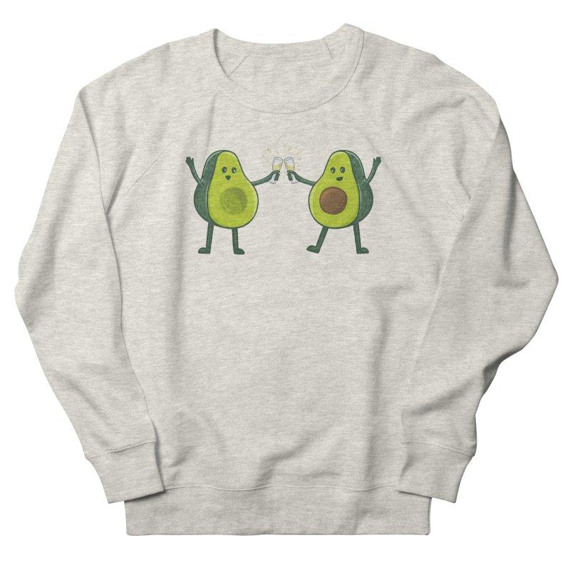 Avocado Toast Men's Sweatshirt by Toxic Onion - A Popular Ventures Company