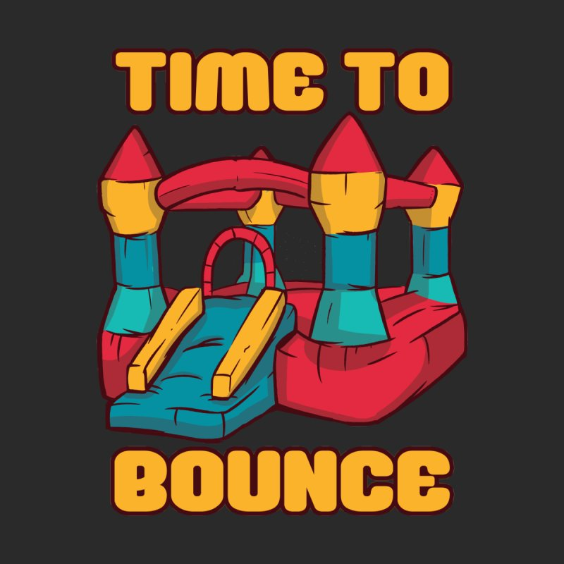 Time To Bounce Men's T-Shirt by Toxic Onion - A Popular Ventures Company