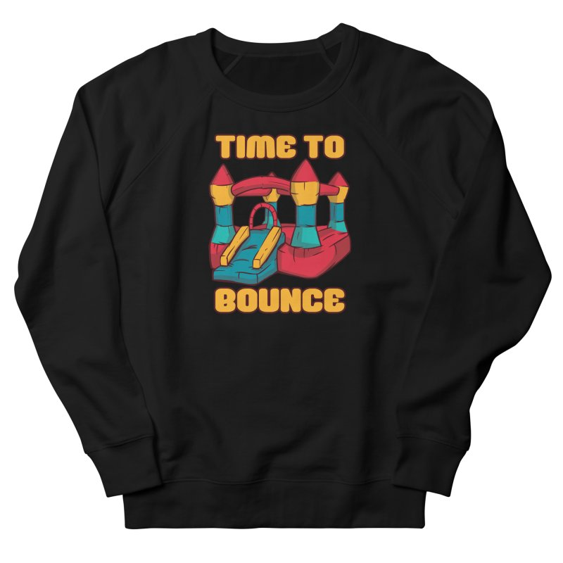 Time To Bounce Men's Sweatshirt by Toxic Onion - A Popular Ventures Company